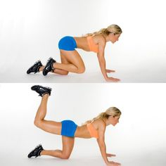 The Nine Best Butt Exercises - Top.me