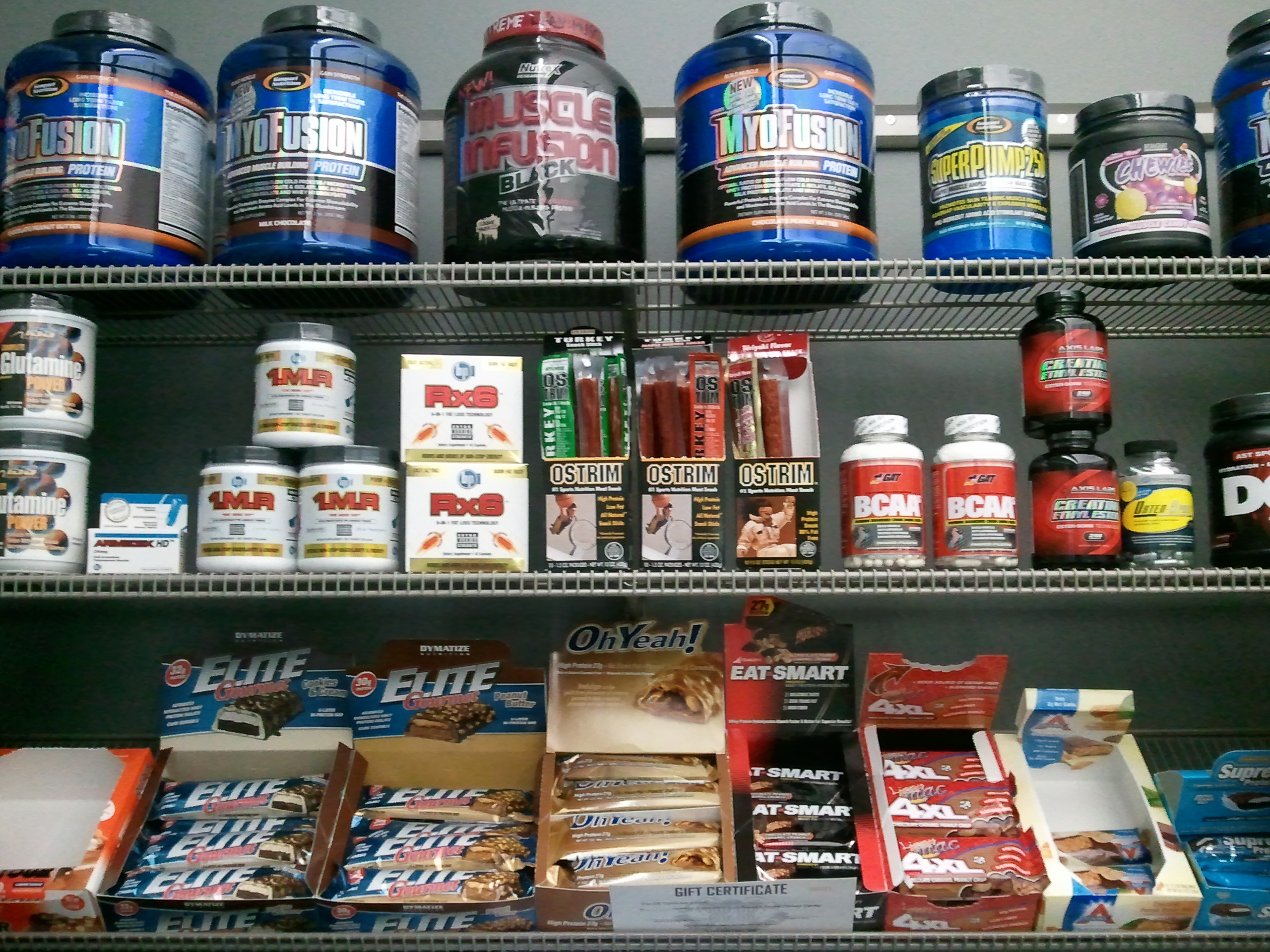 Speed up muscle growth supplements