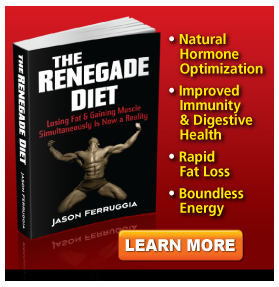 """the renegade diet"""