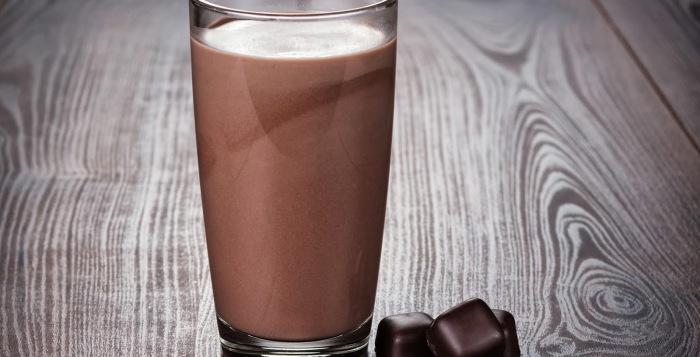 """Chocolate Milk Post Workout"""